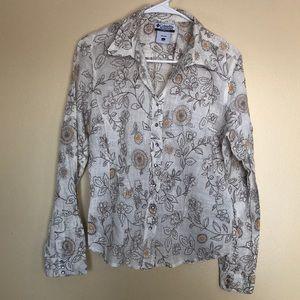 Columbia snap up shirt